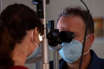 Monatelanges Warten auf einen Augenarzt-Termin