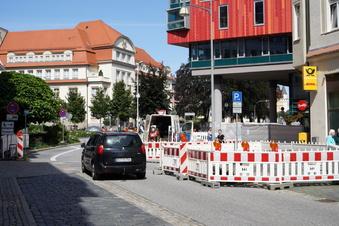Wo es in Bautzens Innenstadt derzeit klemmt