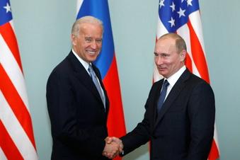 Putin und Biden treffen sich im Juni in Genf