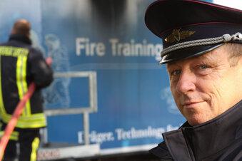 Meißens Kreisbrandmeister zur Waldbrandgefahr