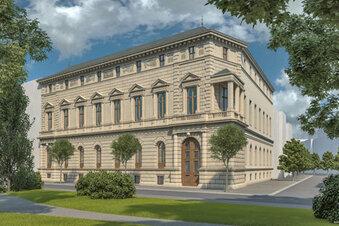 Neuer Anlauf für das Palais Oppenheim