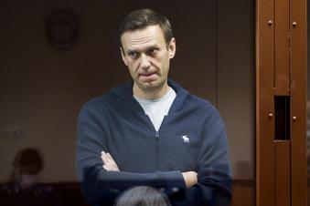 Nawalny in Gefängniskrankenhaus verlegt