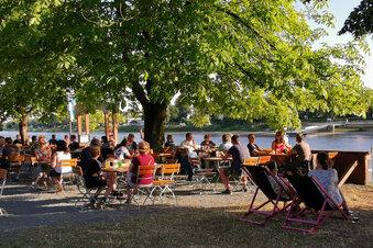 Auf in Dresdens schönste Biergärten!