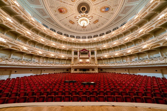 Große Oper in der Semperoper wohl ab Mai