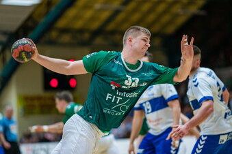 Noch ein Neuer für Dresdens Handballer