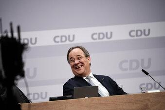 Laschet in Briefwahl als CDU-Chef bestätigt