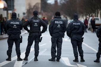 """Polizei beendet """"Spaziergang"""" in Zittau"""