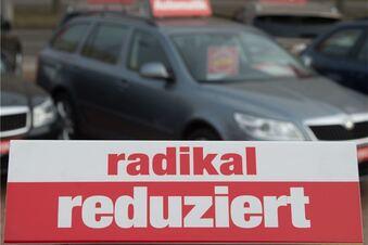 Kfz-Gewerbe leidet unter Dieselkrise