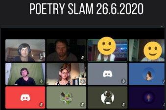 Dichterwettstreit im Netz