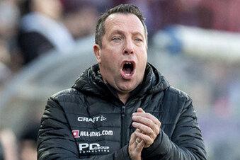 Dynamos Trainer: Es gibt jetzt keine Ausreden mehr