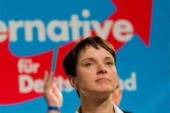 Frauke Petry vollzieht Parteiaustritt
