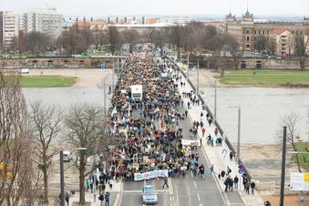 Dresdens Schüler wollen weiterstreiken