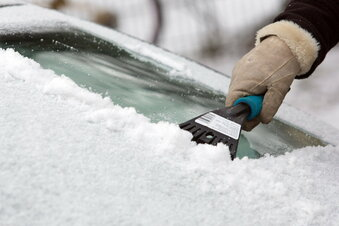 So teuer kann Schnee für Autofahrer sein