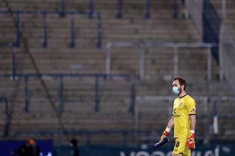 Corona: Ende der Fußball-Geisterspiele?