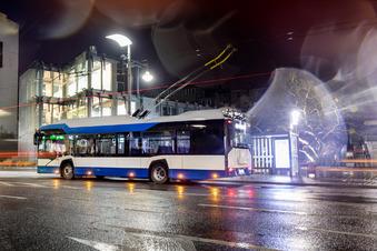Dresden soll wieder O-Busse bekommen