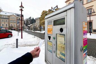Parkgebühren für Wanderparkplätze