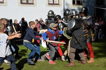Freital: Zeitreise ins Mittelalter