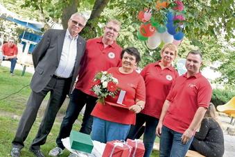Die Vorzeige-Helferin aus Krauschwitz
