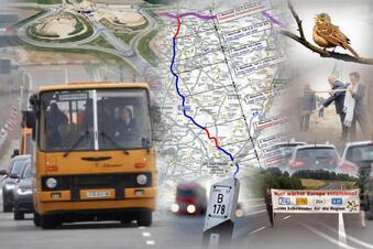 Der lange Weg zur neuen B 178