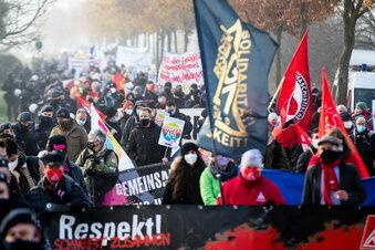 Demonstrationen gegen AfD-Parteitag