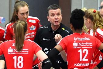 Was im Finale für Dresdens Volleyballerinnen spricht