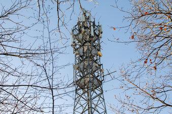 Zschaitzer Funkturm weiter auf der Kippe