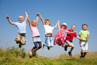 Abenteuer für Ferienkinder