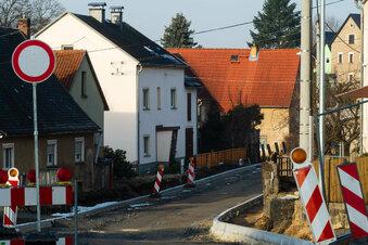 Seeligstädter Hauptstraße weiter gesperrt