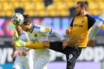 Dynamo: Nur ein Punkt im Spitzenspiel