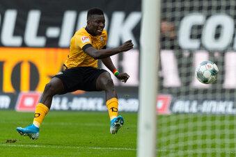Dynamo verliert gegen Bielefeld