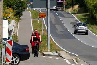 Streit um Radwege-Bau im Landkreis Bautzen