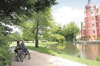 Pückler-Park hat jetzt fünf Baustellen