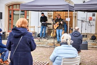 Pirna: Konzert mit plötzlicher Pause