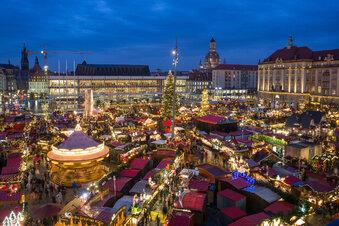 SPD will Dresdner Weihnachtsmärkte absagen
