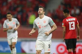 Club-WM in Katar: FC Bayern im Finale