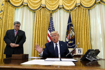 Trump macht Klagen gegen Twitter möglich