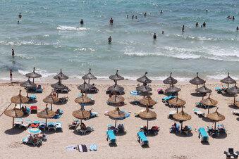 Nur Deutsche dürfen wieder nach Mallorca