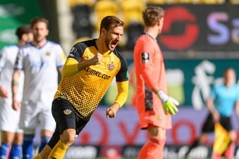 Warum Dynamo den Sieg im Spitzenspiel verpasst