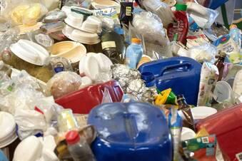 Mit Plastikmüll gegen Plastikmüll