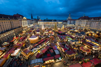 Sachsen will Weihnachtsmärkte erlauben