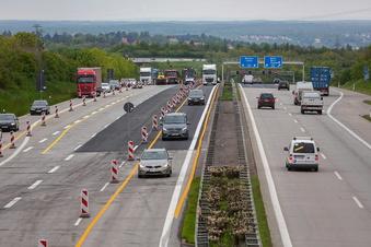 Es wird noch enger auf der A17
