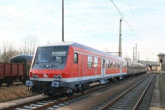 Spott über Oldie-Zug nach Dresden