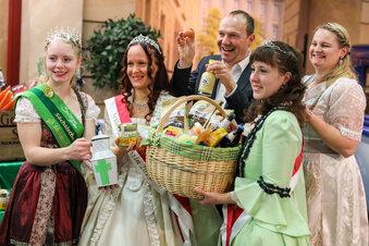 Der erste große Auftritt von Sachsens grünem Minister