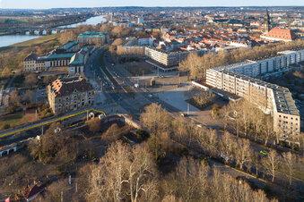 Dresden: Warum die Große Meißner schmaler werden soll