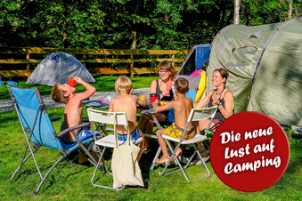 Camping-Urlaub im Bilzbad