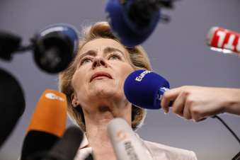 SPD macht gegen von der Leyen mobil