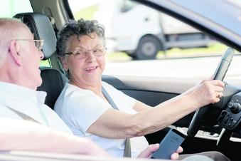 Besser fahren im Alter