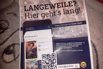 Großenhain: Mit der Jugend-App durch die Ferien