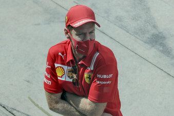 Vettels Heimspiel wird zum Debakel