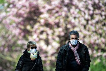 So verläuft bisher die Pandemie im Kreis